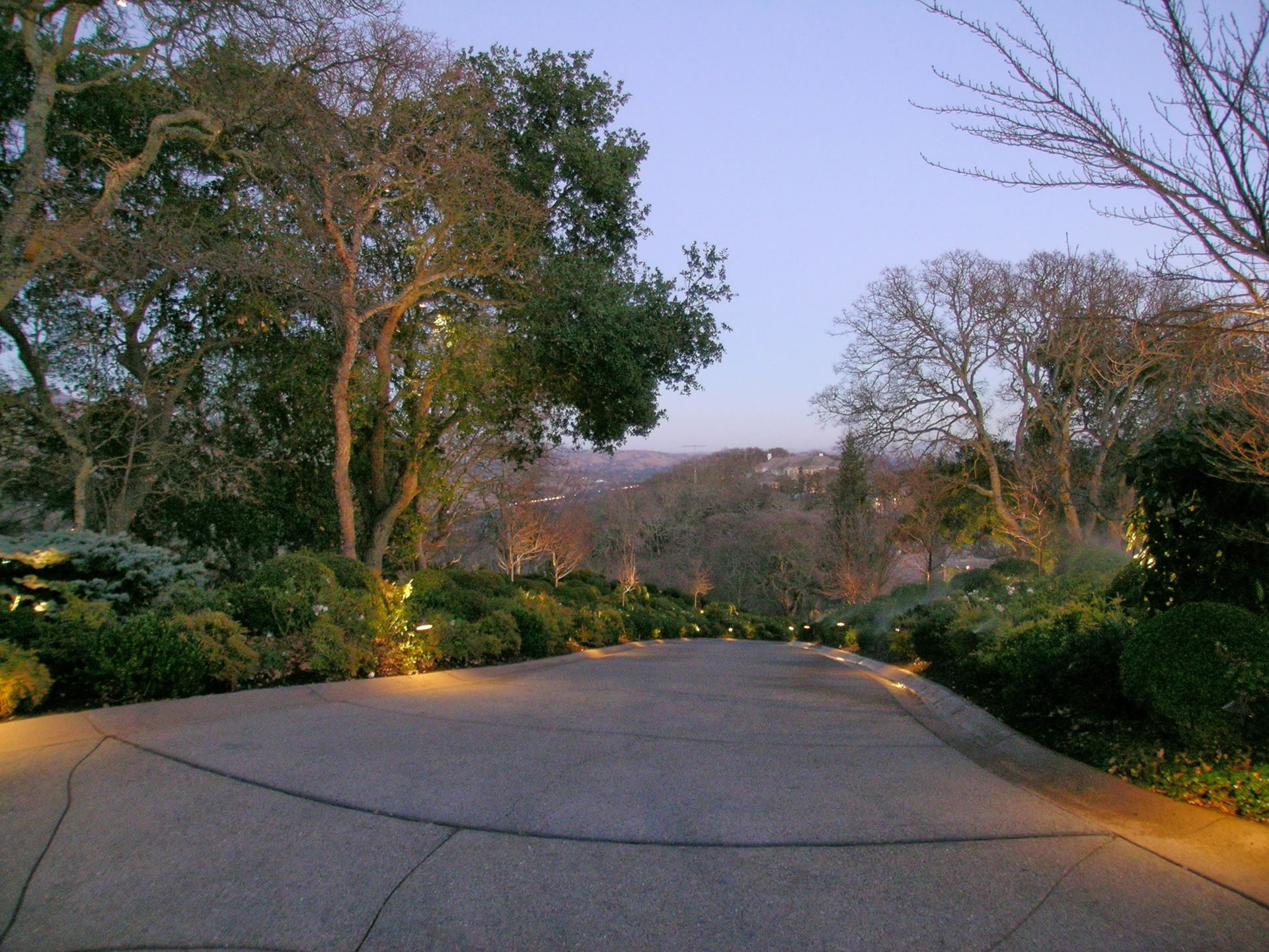 Landscape Lighting Led Conversion : Illumination landscape lighting a c special projects architectural