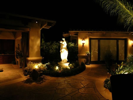 Beverly Hills Landscape Lighting