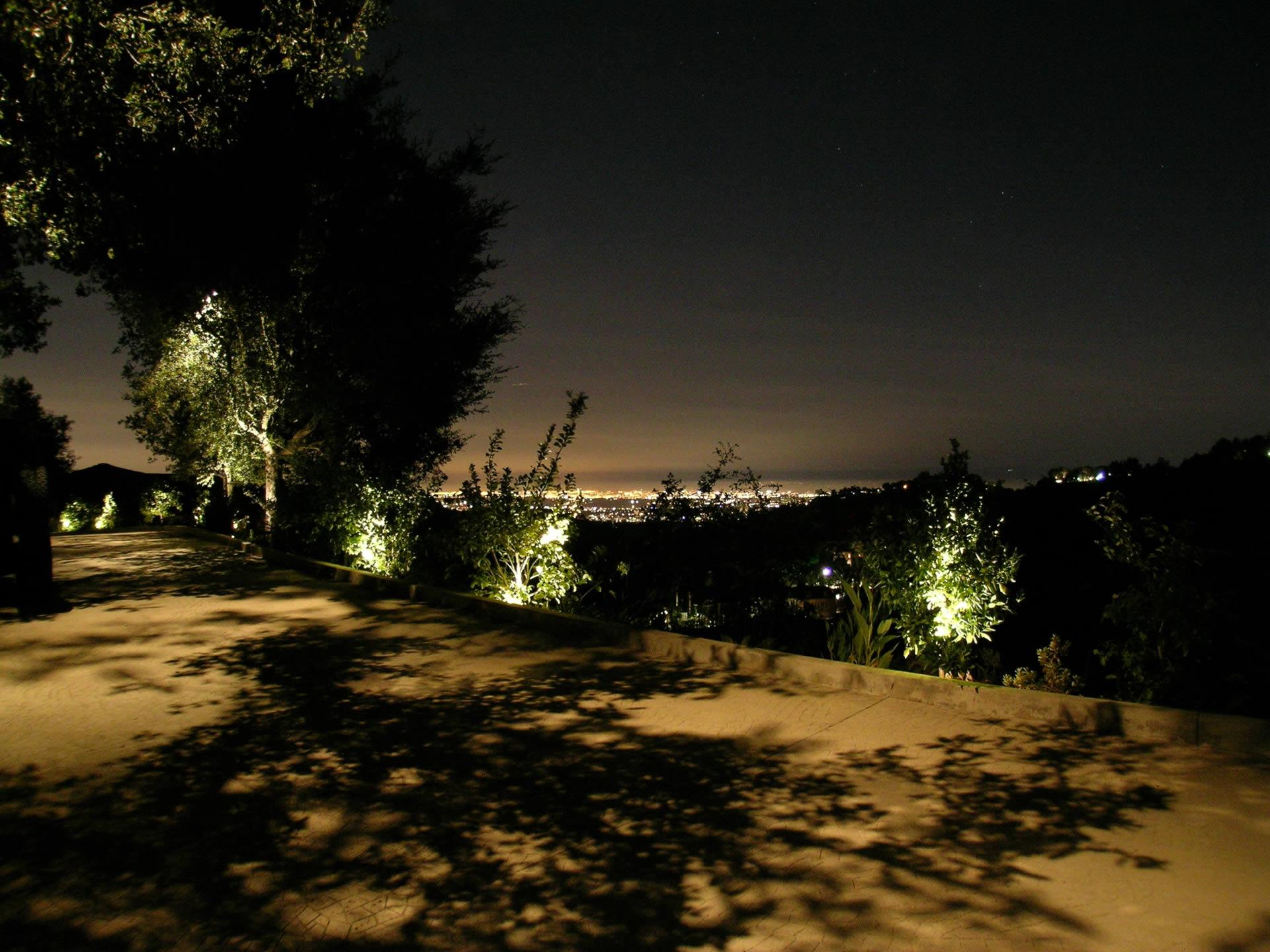 artistic outdoor lighting. Beverly Park Landscape Lighting Artistic Outdoor Lighting