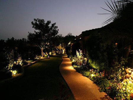 Bonsall Landscape Lighting