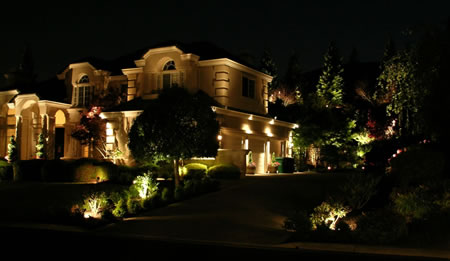 Danville Landscape Lighting