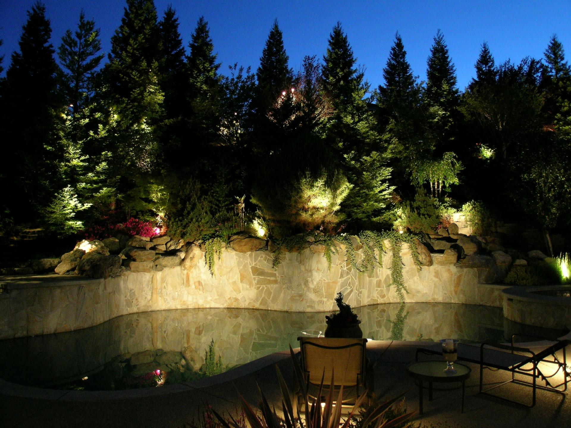Danville Landscape Lighting & Danville Landscape Lighting by Artistic Illumination azcodes.com