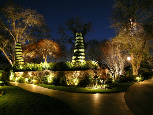 Landscape Lighting Led Conversion : Landscape lighting galleries